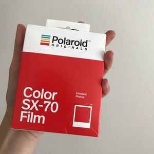 "polaroid color ""six-70"" film"